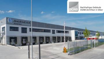 Logistikzentrum Hagemeyer